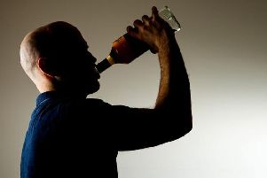 Hospital admissions for alcohol abuse have risen in the county.