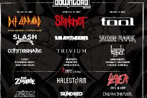 Wrestling aces join more top bands on Download Festival line-up