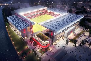 'Home forever' as Nottingham Forest unveil exciting plans to redevelop the City Ground