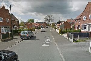 The incident took place at a property in Midland Road. Pic: Google Images.