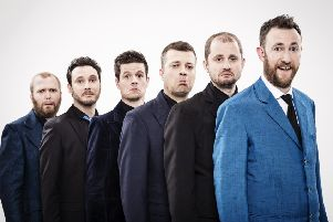 Enjoy comedy and music with Alex Horne and The Horne Section at Nottingham and Sheffield venues