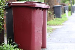 Bin collections for some Nottinghamshire residents will be amended over Easter
