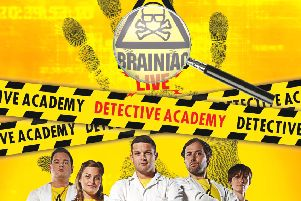 Brainiac fun for youngsters this summer at Royal Concert Hall