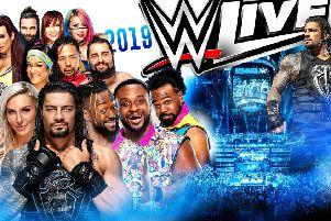 Get your tickets soon for WWE Live visit to Motorpoint Arena Nottingham