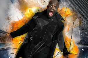 See Britain's Got Talent star Daliso Chaponda on his latest stand-up tour