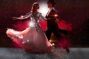 Nottingham and Sheffield tickets go on sale on Friday for latest Anton Du Beke and Erin Boag tour