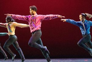 Get your tickets to see dance aces Acosta Danza at Nottingham Royal Concert Hall