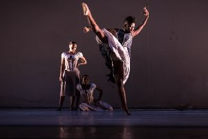South African dance ace Dada Misilo brings her take on Giselle to Nottingham