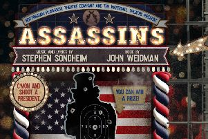 A real treat for musicals fans when Nottingham Playhouse presents Assassins later this year