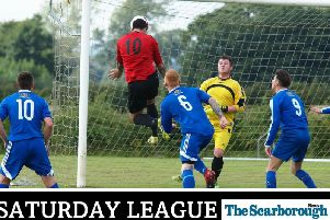 Saturday Reserve League