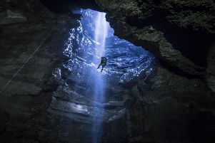 There are a number of impressive caves and caverns to explore around Yorkshire