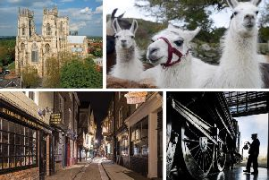 There are a variety of activities to do in Yorkshire which will make sure you make the most out of the extended weekend