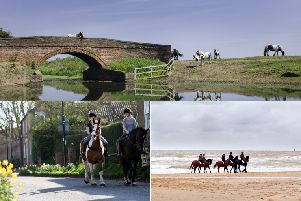 8 of the best horse riding tours, experiences and holidays in Yorkshire