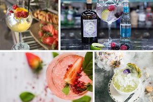How many of these Yorkshire gin haunts have you visited?