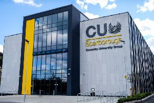 Coventry University's Scarborough campus