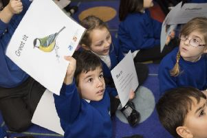 RSPB Big Schools' Birdwatch.