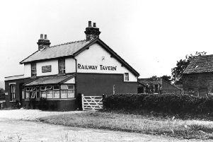 Railway Tavern, Hunmanby began life as a small holding