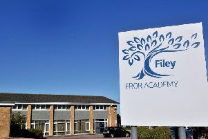 Filey EBOR Academy. PIC: Richard Ponter