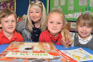 Angela Clark is the new head at Filey CofE Nursery and Infants Academy.