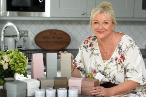 Elizabeth Manford and her products