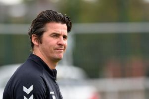 Joey Barton says his manager of the month award is for everyone involved at Highbury