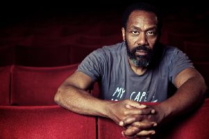 Lenny Henry is currently on a UK tour Who Am I, Again?