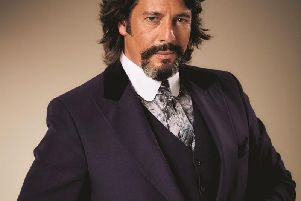 Blackpool Illuminations creative curator Laurence Llewelyn-Bowen