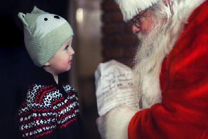 Christmas 2019: This is where you can meet Santa in and around Blackpool