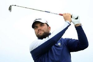 Jack Senior is competing at the Alfred Dunhill Championship in South Africa as an honorary member of Fleetwood Golf Club