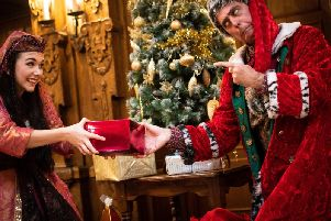Horrible Christmas comes to Blackpool Opera House for three weeks