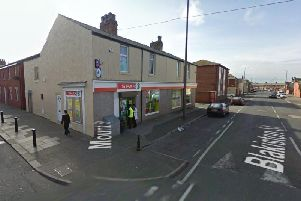 Thieves stole a quantity of alcohol from Spar in Blakiston Street, Fleetwood at around 5am this morning (Friday, December 13). Pic: Google