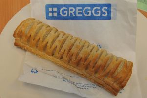 Greggs sell vegan sausage rolls, but do Blackpool's small businesses risk falling behind larger fast food outlets?