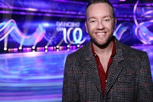 Dan Whiston returned to the ice for movie week