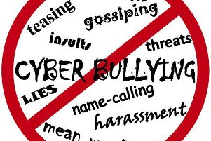Cyber-bullying is a growing problem