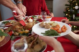 Christmas dinner - fun for all the family or a stressful nightmare for the cook?