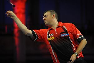 Wes Newton will contest the BDO World Championships in January