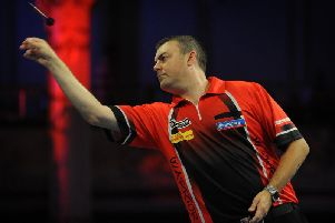 Wes Newton faces veteran Paul Hogan in the first round of the BDO World Championships at Lakeside on Saturday