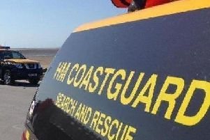 Coastguard crews from both Lytham and Blackpool and Fleetwood were called into action.