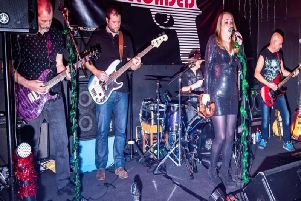 Reloaded, who are performing at the Steamer on Friday night.