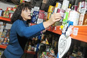 Cat Smith MP raises concerns over young people living in poverty, or seeing food banks as their primary source of food