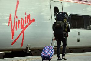 Virgin Trains has revealed that almost 40 million passengers travelled on the West Coast Main Line - which runs through Wigan, Preston and Lancaster - in 2018/19.