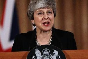 Theresa May (Picture: JACK TAYLOR/AFP/Getty Images)