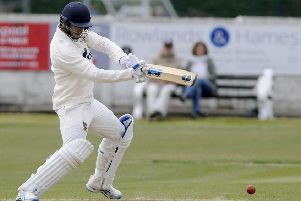 Neels Bergh struck a half-century in a losing cause for Fleetwood on Saturday