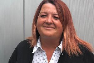 Michelle Davidson co-owner and director of BES Utilities
