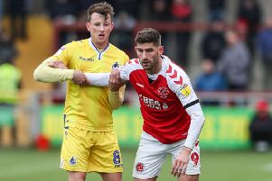 Ched Evans has all the time he needs to get fit before being chosen