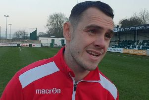 We must stop giving away sloppy goals, says Gainsborough Trinity manager Liam King after 2-2 home draw with Mickleover Sports