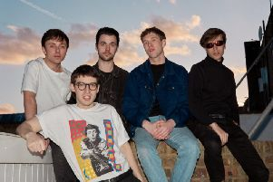 Spector will play the 2Q Festival in Lincoln next month.