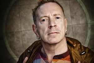 John Lydon brings his new spoken-word tour to Lincoln next year