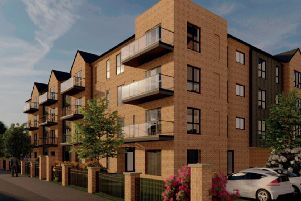 An artist impression of the proposed scheme