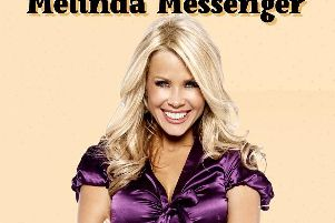Melinda Messenger has been forced to pull out of this year's panto at the New Theatre Royal in Lincoln